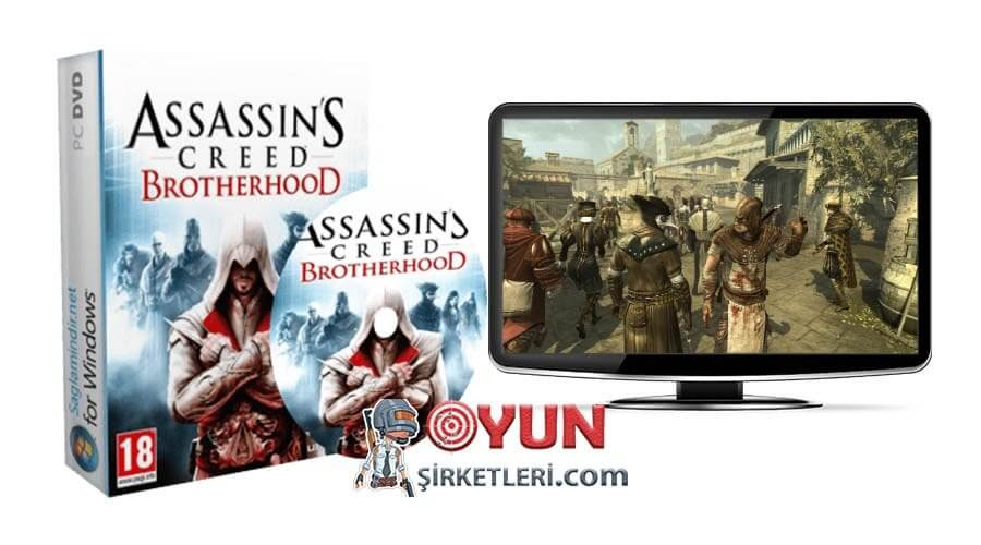 Assassins Creed Brotherhood Full Türkçe İndir