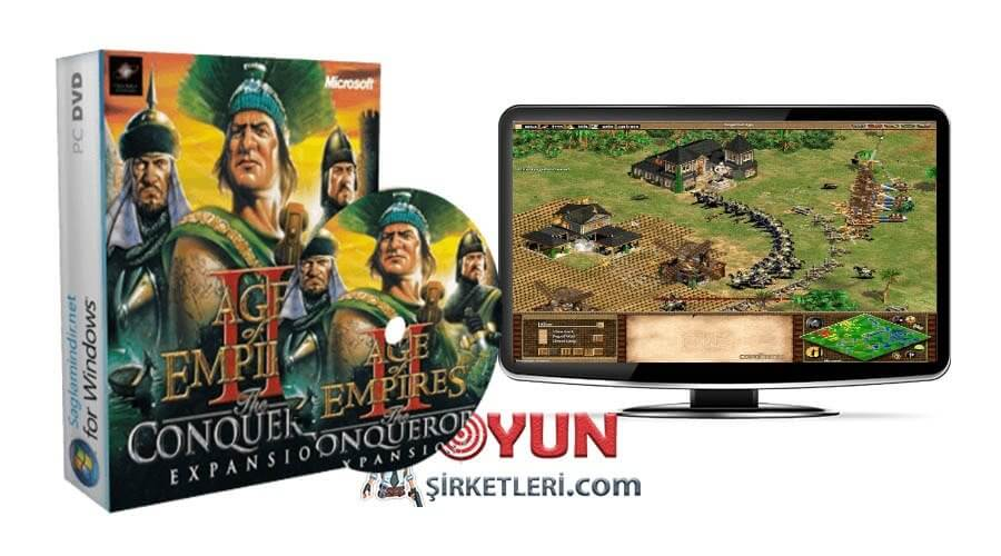 Age of Empires 2 The Conquerors - Genişleme Paketi İndir 2000