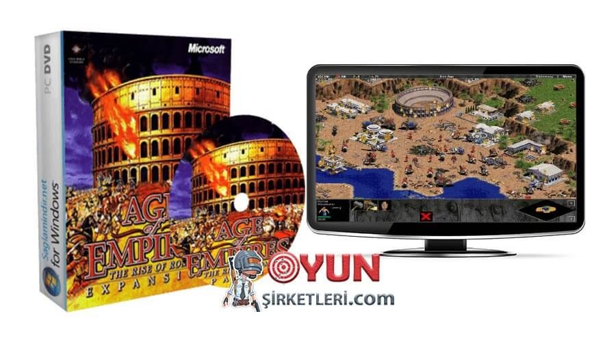 Age of Empires The Rise of Rome