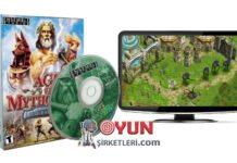 Age of Mythology Full Türkçe İndir 2002