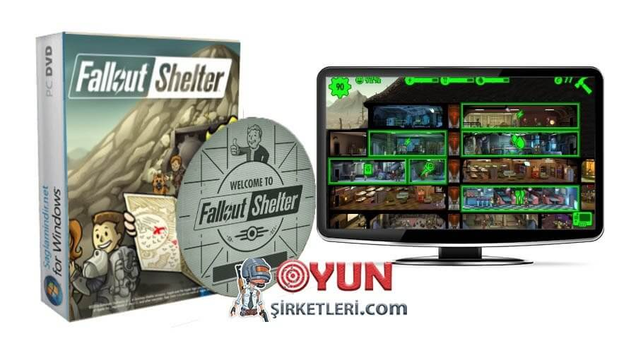 Fallout Shelter PC Full İndir