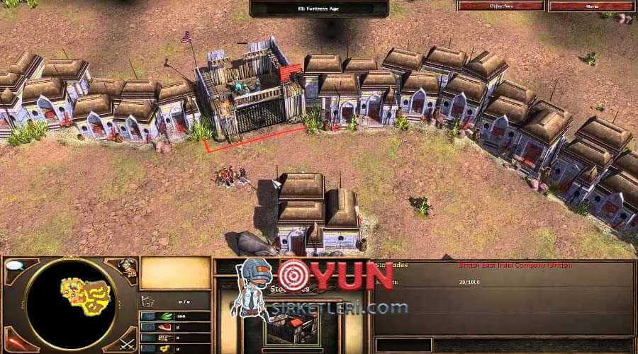 Age Of Empires 3 Asian Dynasties Full İndir