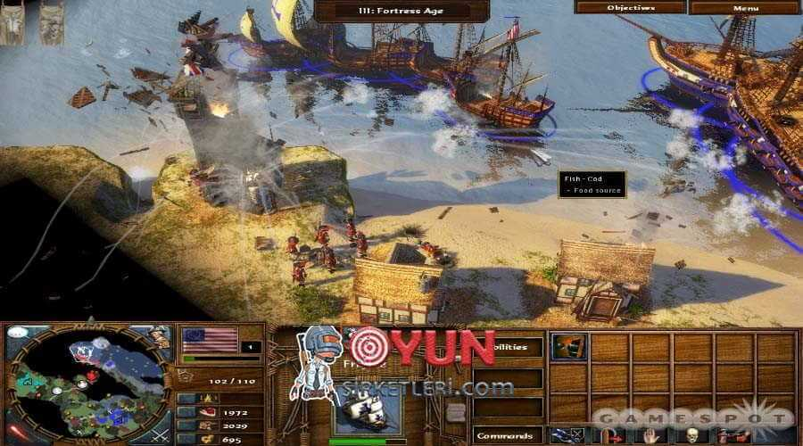 Age Of Empires 3 The War Chiefs Full İndir